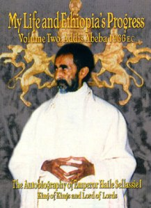 Book-Autobiography-Of-Haile-Selassie-My-Life-And-Ethiopias-Progress-Volume-2